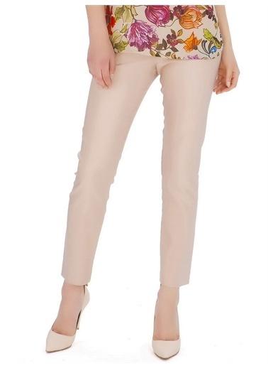Vekem-Limited Edition Pantolon Pudra